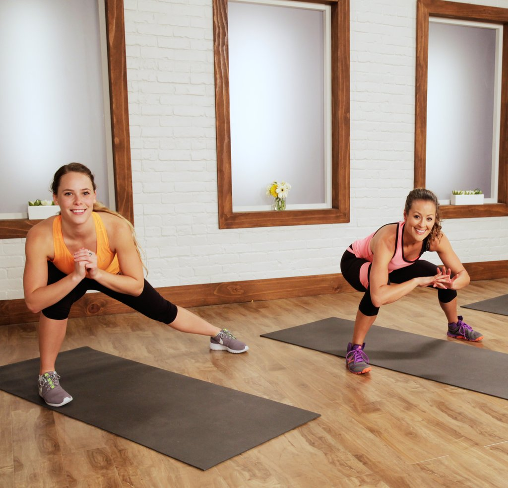how to get slim thighs fast at home